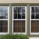 Three vinyl replacement windows | Window Makeover