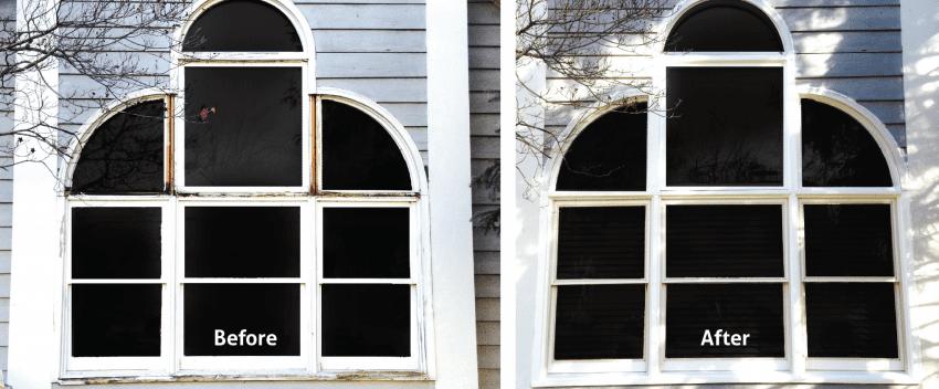 rotten windows